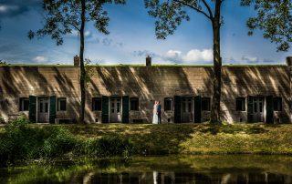 Trouwen op Fort Beemster