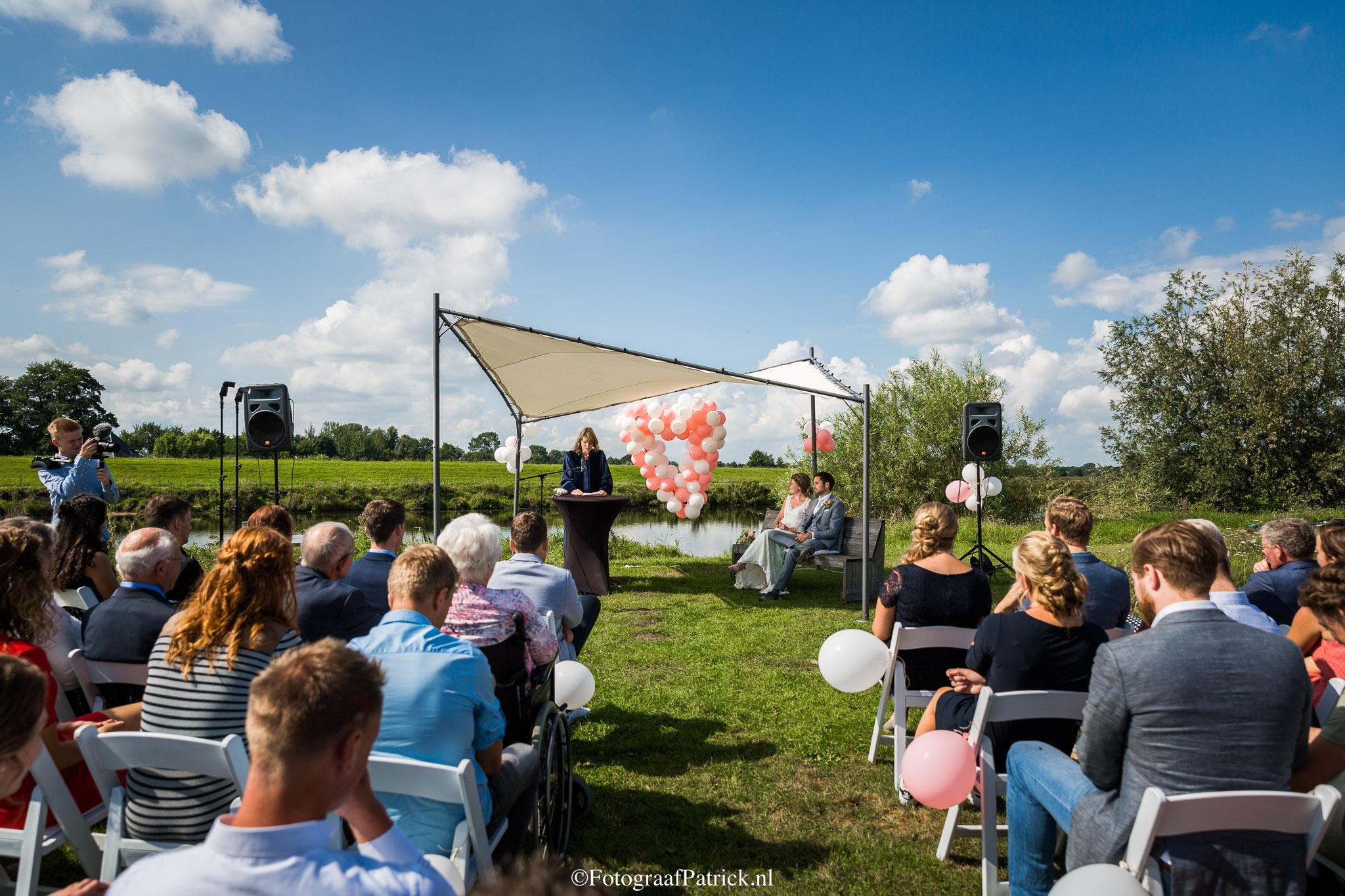 Bruiloft Dijkmoment Zwolle