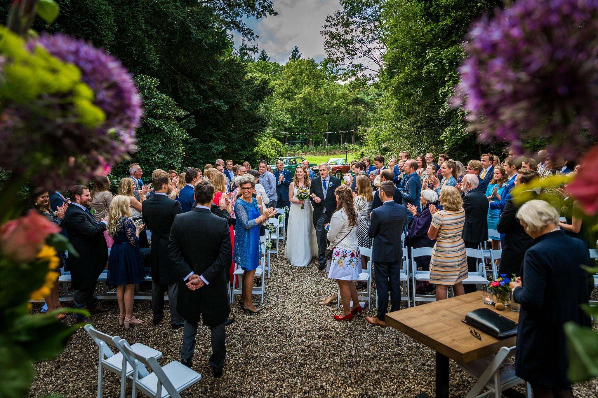 trouwen bij kasteel kerckebosch