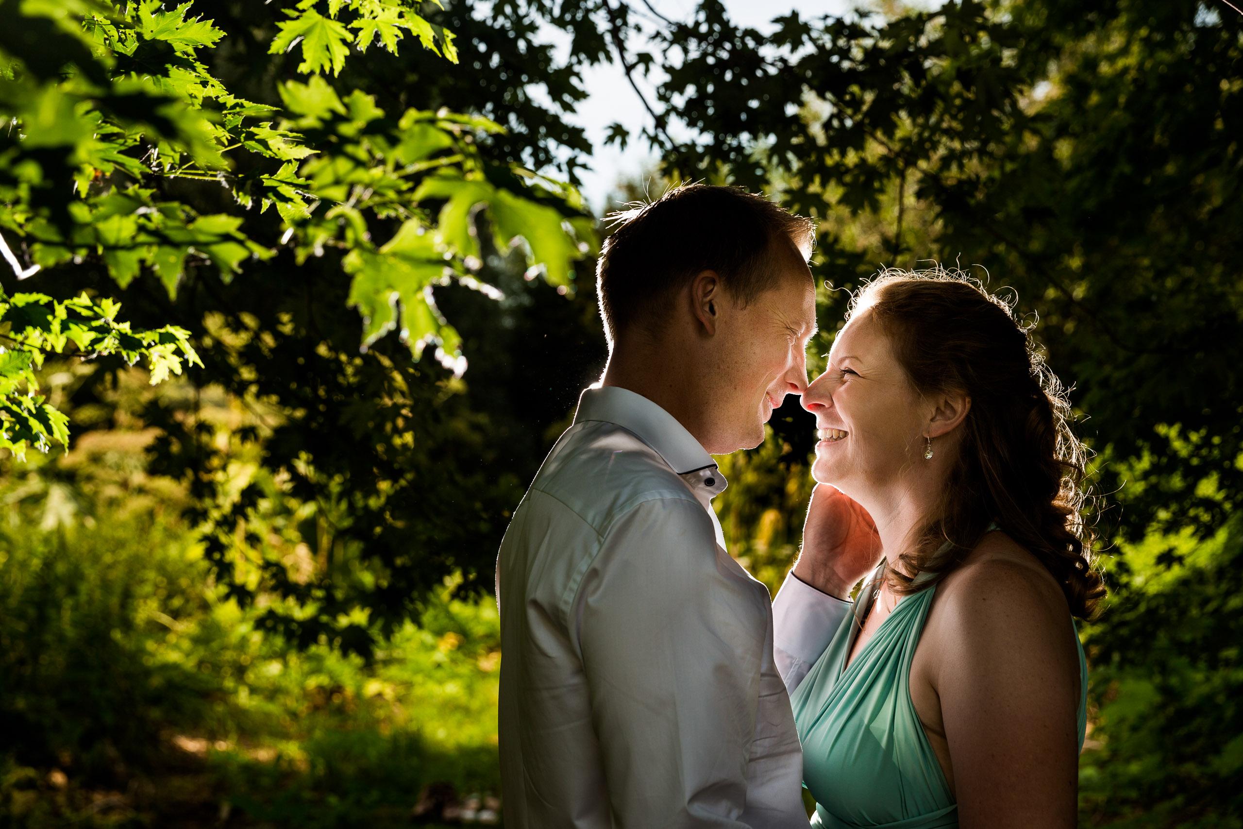 Bruidsfotograaf in Almere