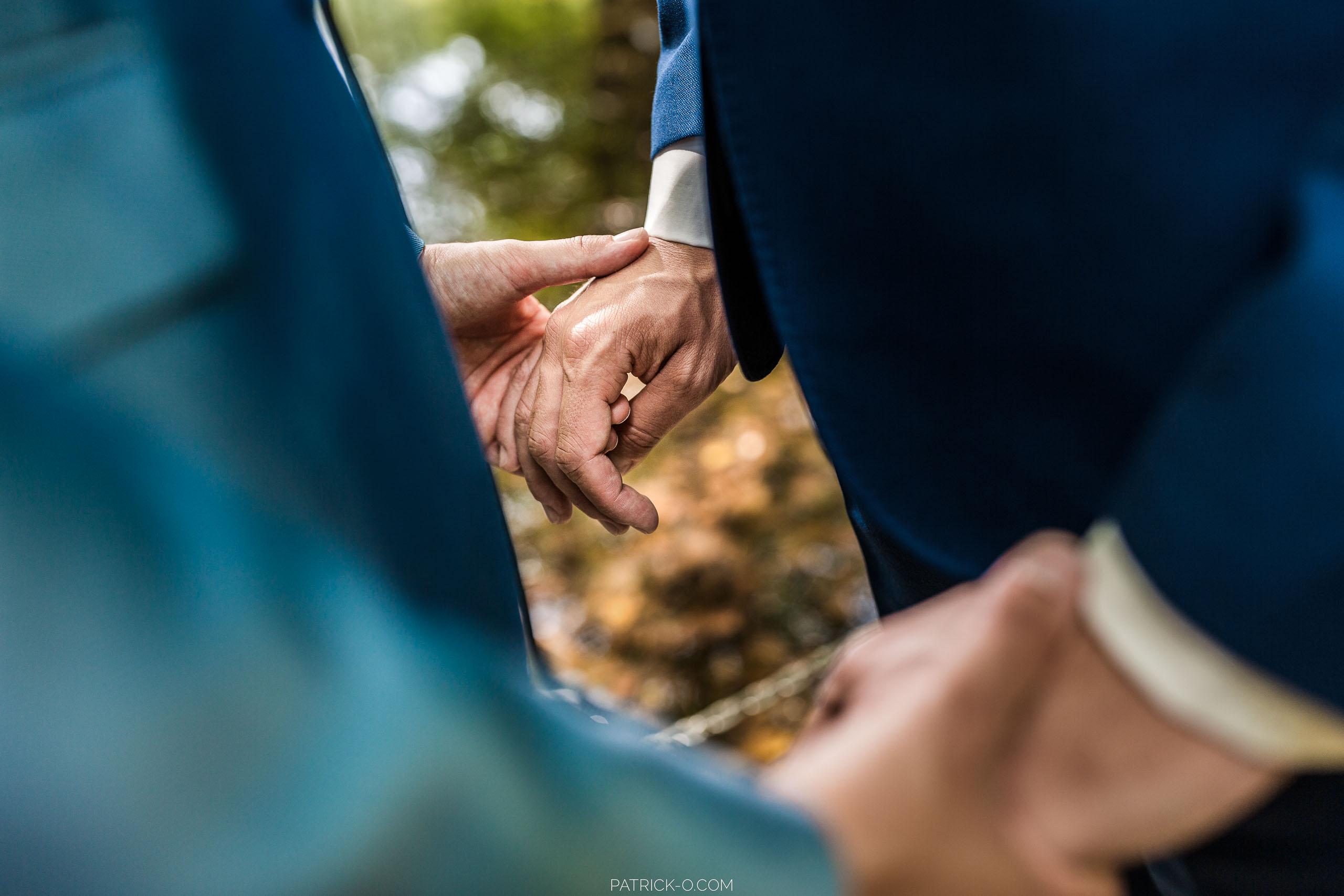 Bruidsreportage 2 mannen