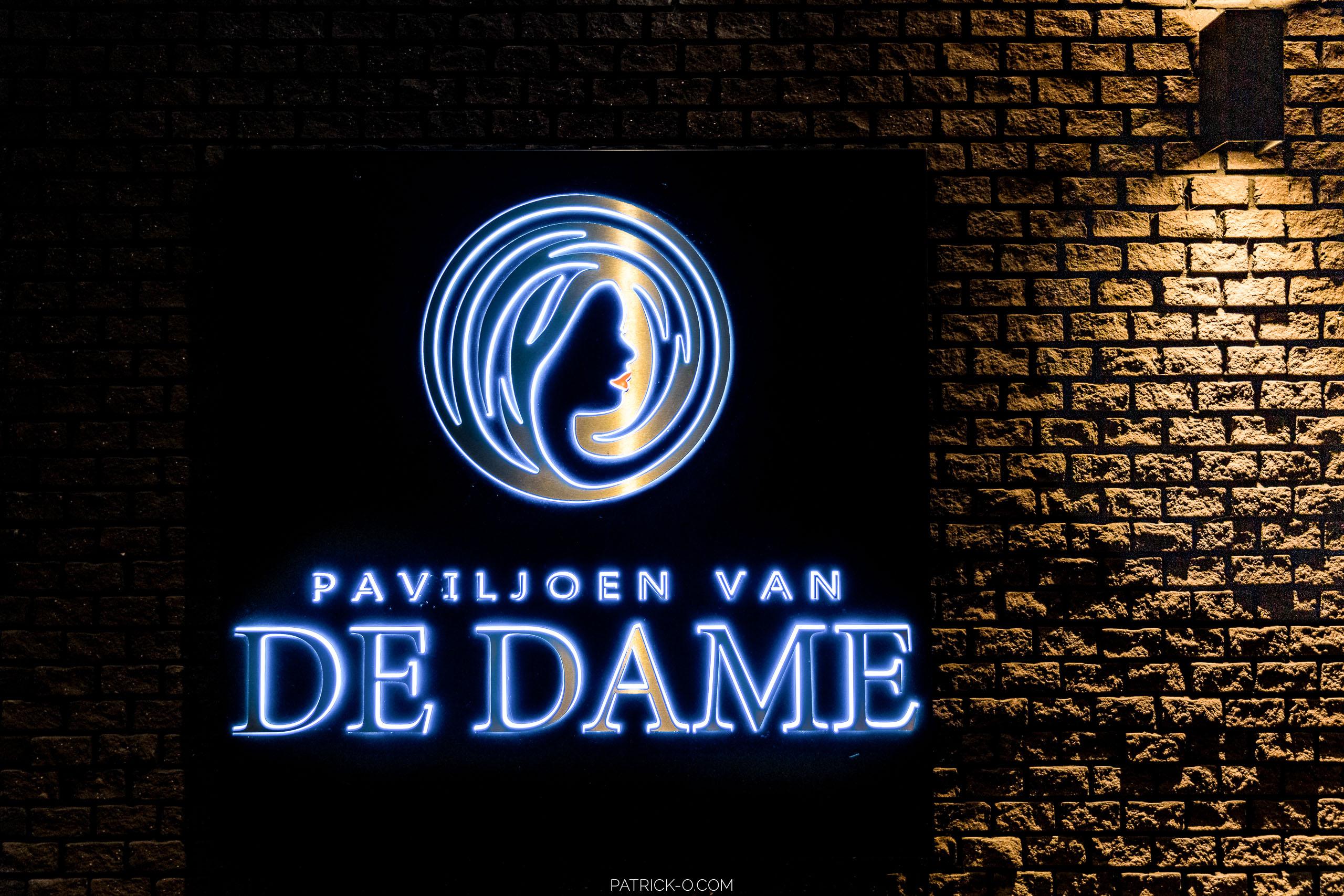 Paviljoen Van De Dame
