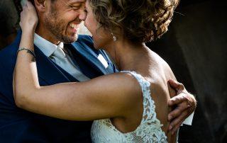 Bruidsfotografie in Diemen