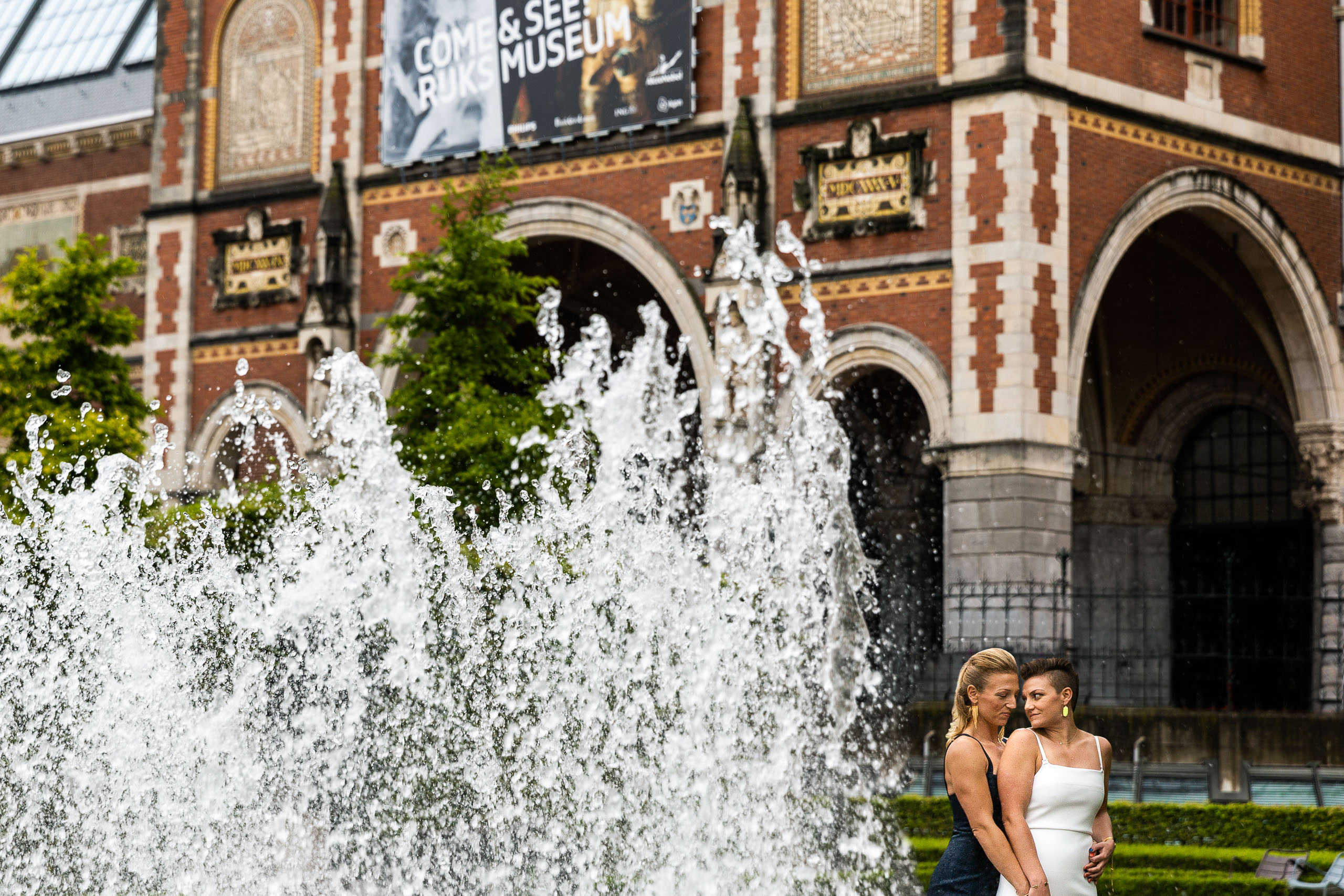 Wedding photographer in Amsterdam