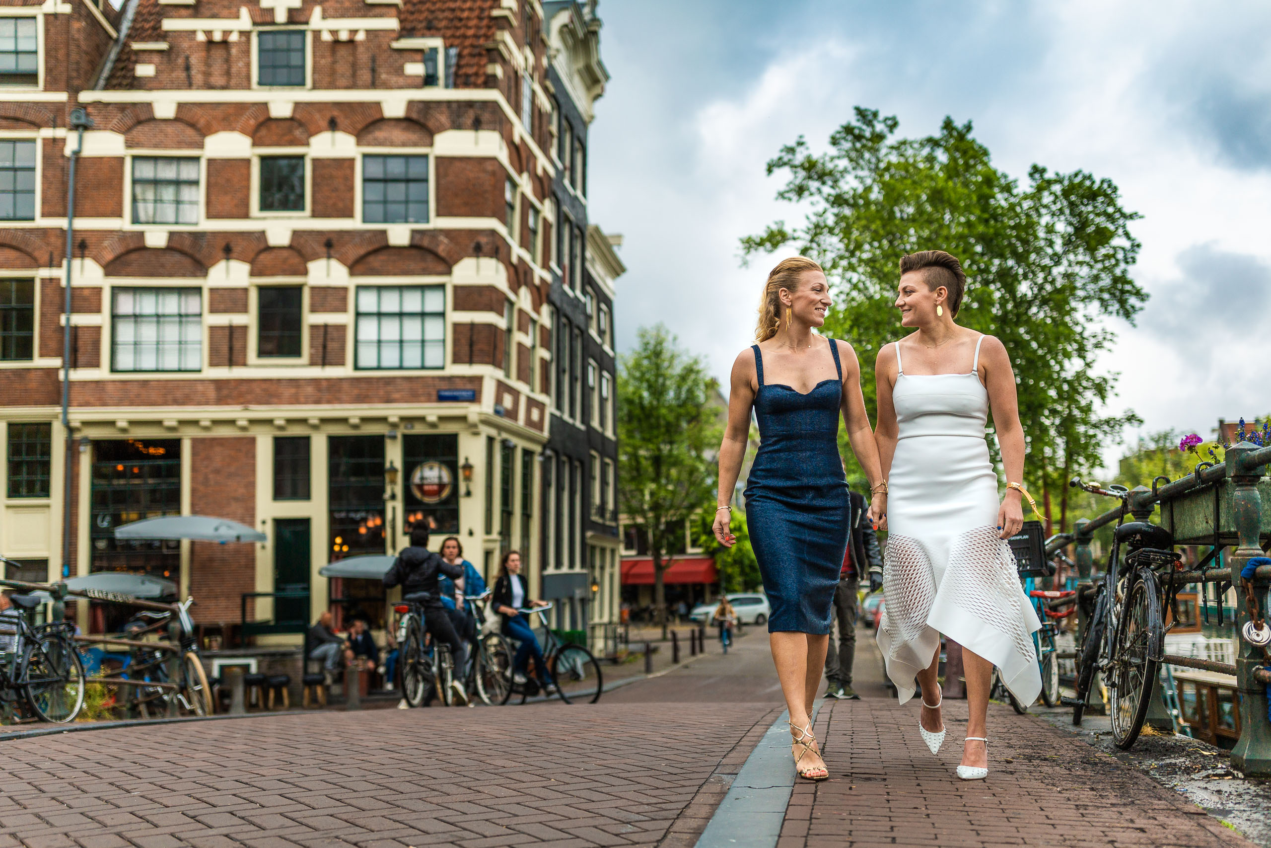 Same Sex Wedding photographer in Amsterdam