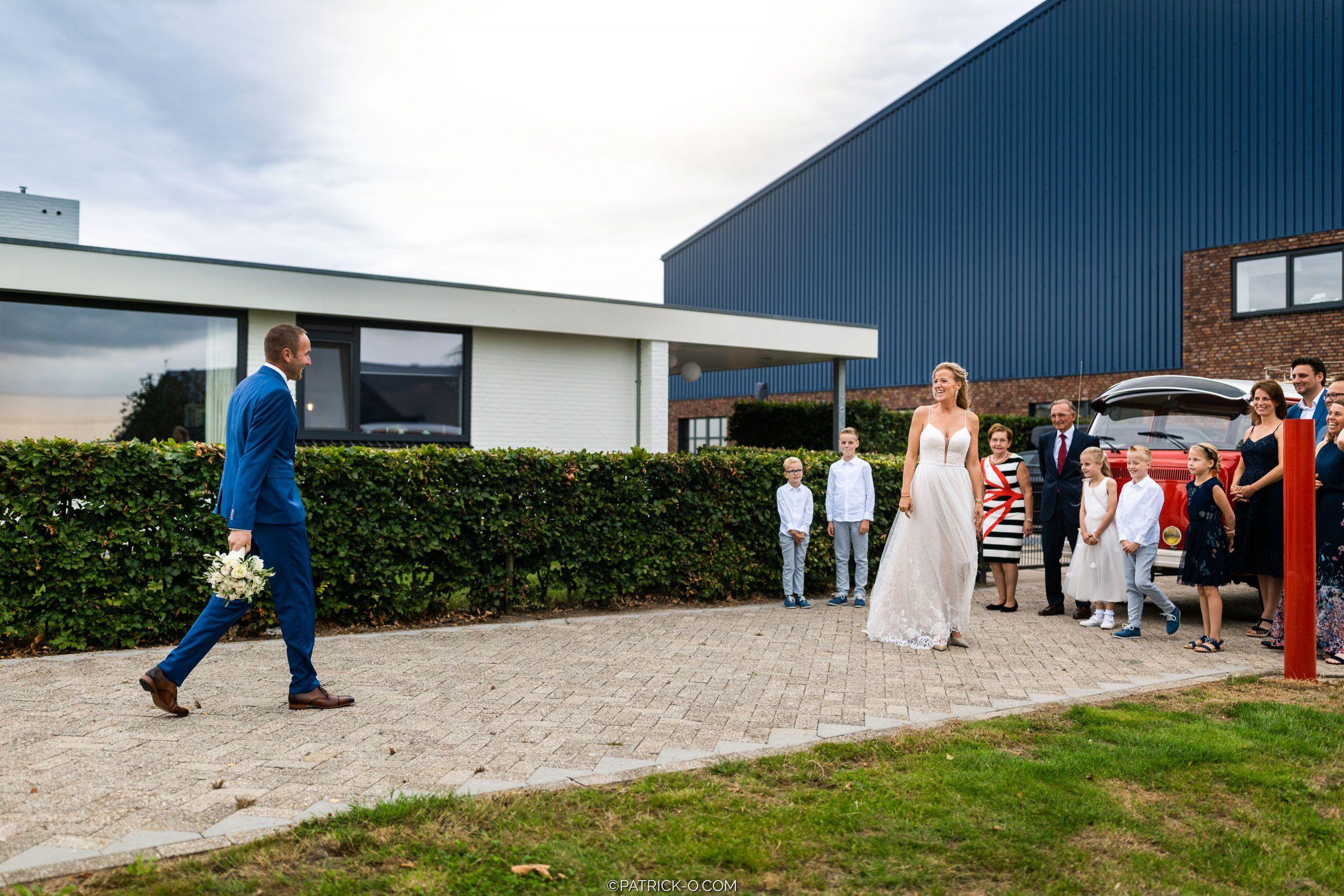 Trouwfotograaf in Dronten