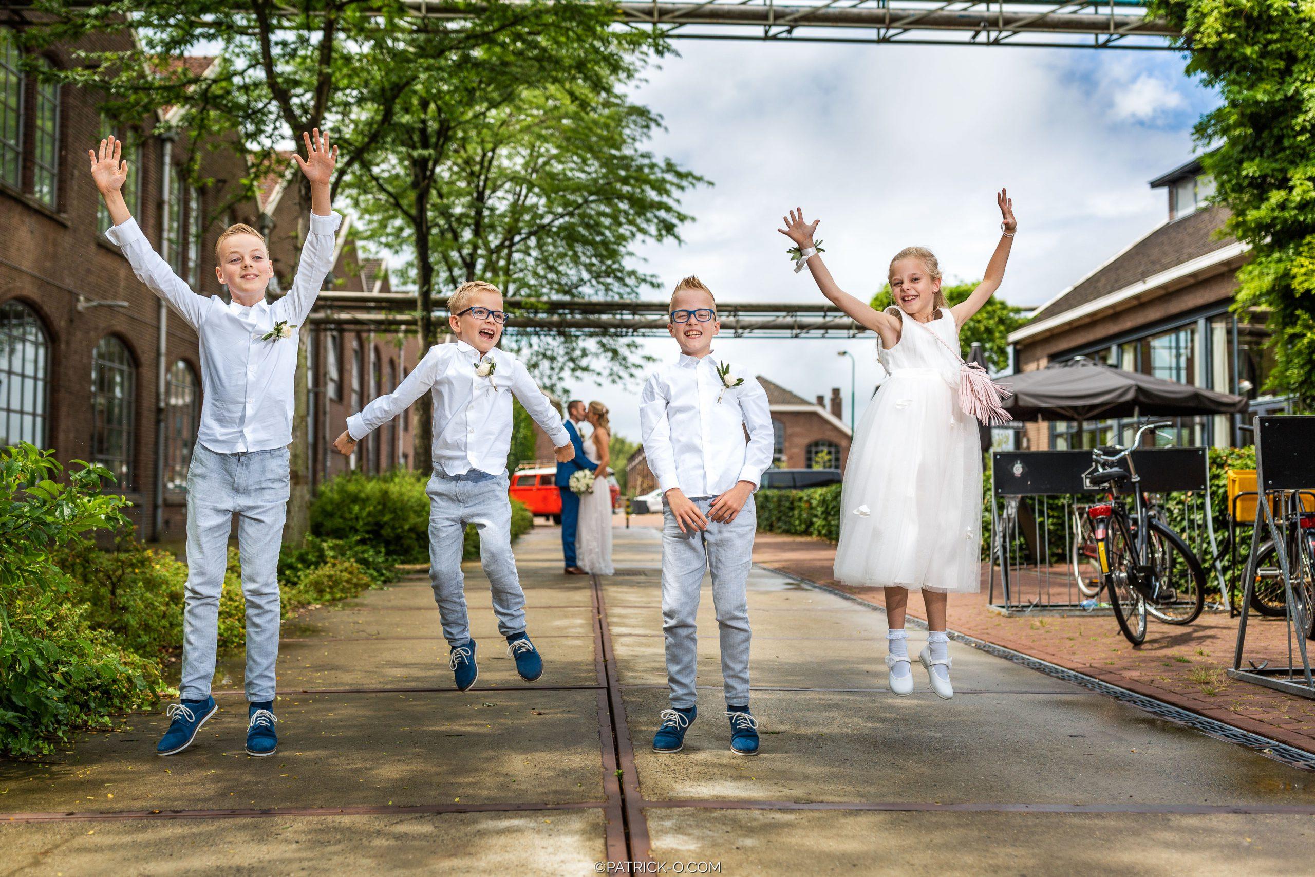 Trouwfotograaf in Amersfoort