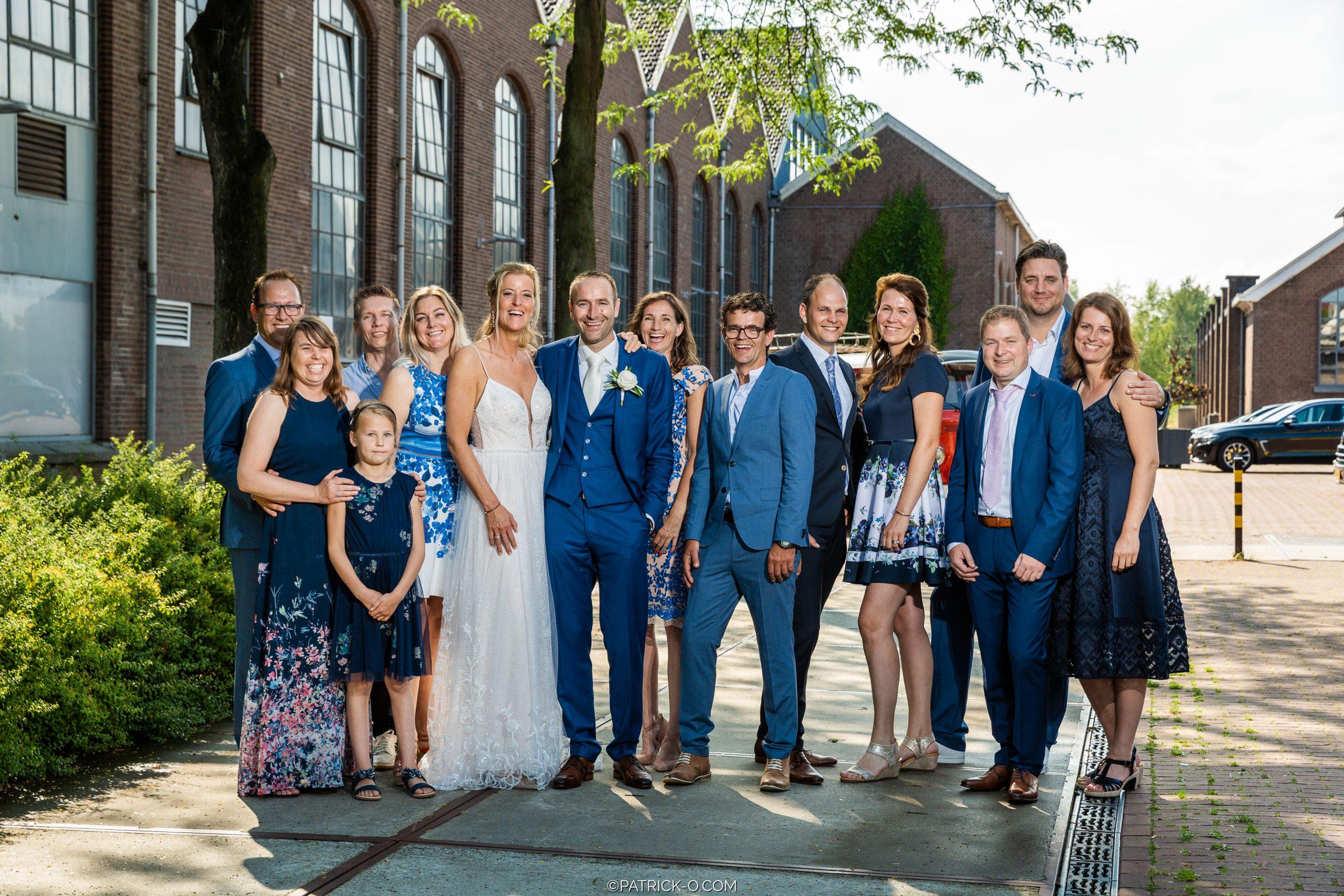 Bruiloft bij Centraal Ketelhuis Amersfoort